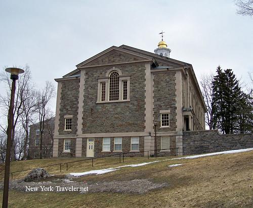 Colgate Chapel Building