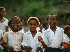 Kids dancing in a small village in the northern Province of South Africa. (Rudgr.com) Tags: world travel wallpaper travelling high paradise quality widescreen wide screen traveller hires countries hi wallpapers global wallaper gobe wallapers
