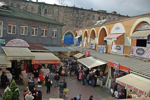 Kürkçü Han, Mahmutpaşa, İstanbul, Pentax K10d