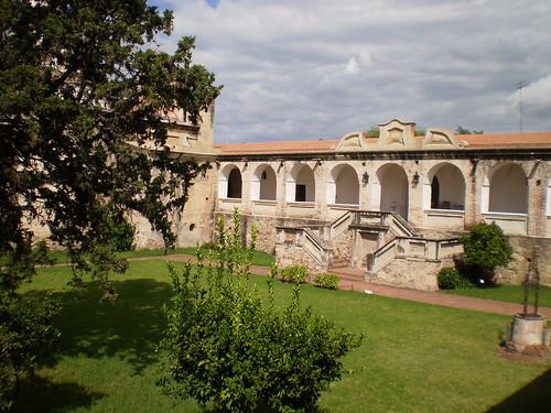 Estancia Jesuita - inside