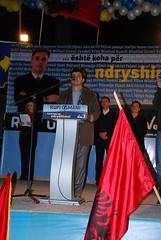 DSC_7789 (RufiOsmani) Tags: macedonia change albanian elections 2009 kombi osmani gostivar rufi shqip flamuri maqedoni gjuha rufiosmani zgjedhje ndryshime politike