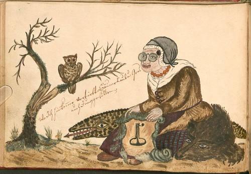 Liber Amicorum - Johann Christian Sigmund Mönch  a