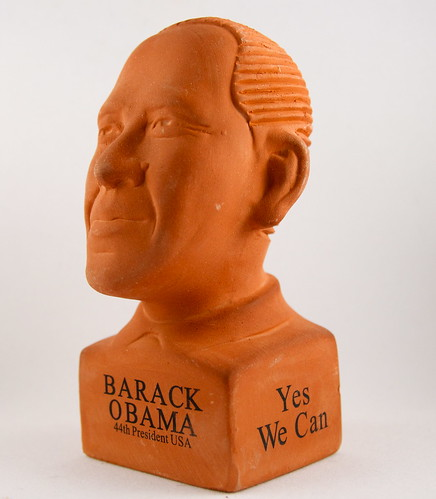 Chia Obama: Determined