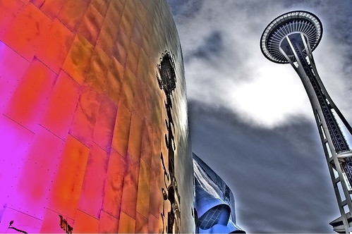 HDR10 - Seattle Center