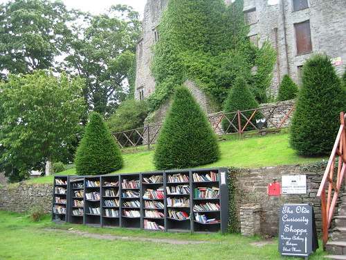 Hay Castle, Hay-on-Wye, Wales