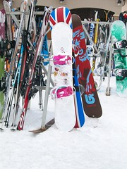 Our Boards (cozmo54901) Tags: montana snowboard bigsky rockymountains