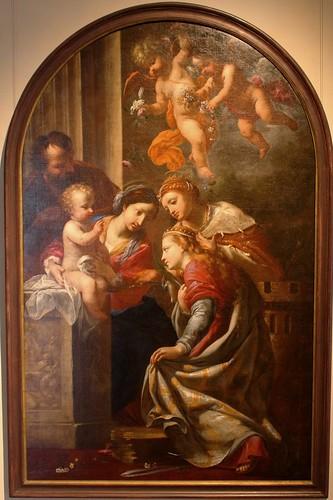 Karel Škréta: Svatá rodina