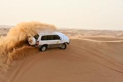 Sand dunes (vsatan) Tags: canon 350d rebel xt dubai desert dunes dune uae east canon350d rebelxt middle unitedarabemirates