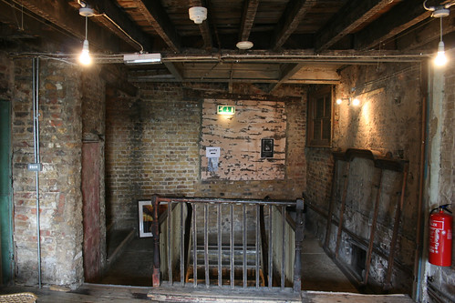 Unrestored rooms