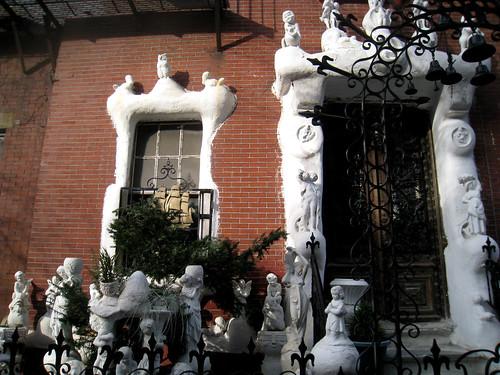 Dwight Street Front Door