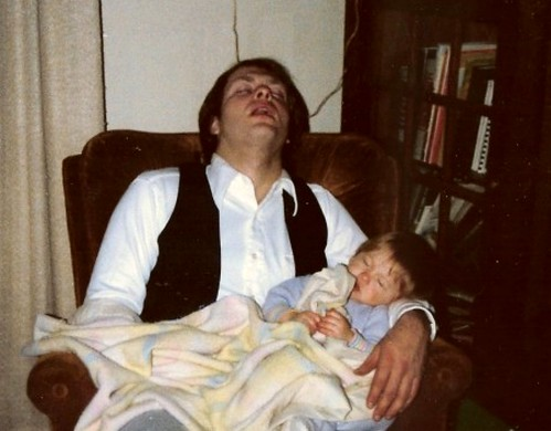 Naps with Daddy