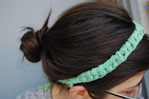 second headband