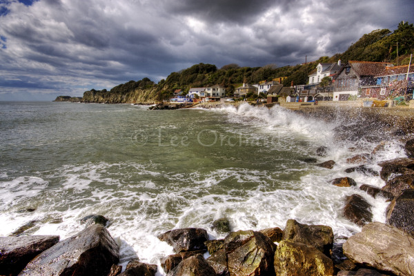 Steephill Cove (HDR)