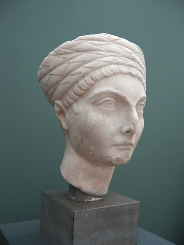 Glyptoteket - Roman woman