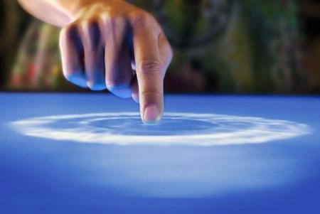 Touchscreen: O futuro está na ponta dos seus dedos
