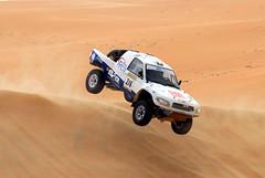 Sky Competition UAE Desert Challenge 2009 Grig...
