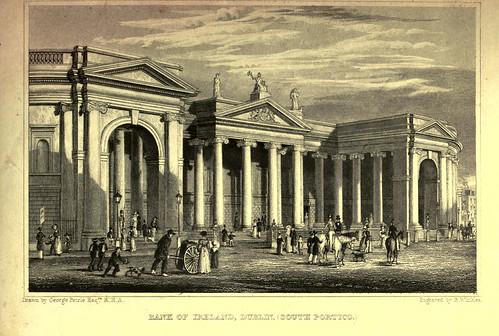 003- Banco de Irlanda vista oeste Dublin