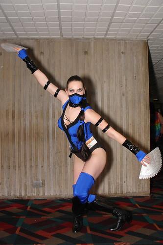 mortal kombat mileena cosplay. Kitana (Mortal Kombat series)
