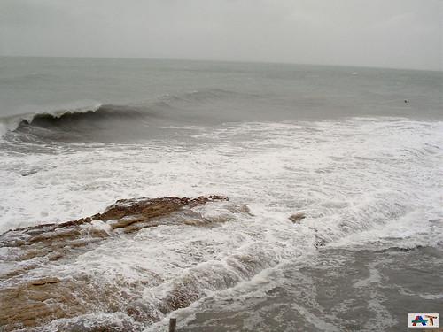 Mala Mar en el Cabo de las Huertas