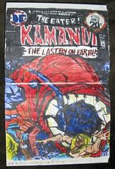 The Eater (davidlasky) Tags: sketches kamandi