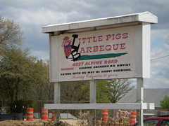 Little Pigs Barbeque