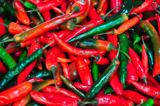 Chillies -- Nikon D5000 official sample photo