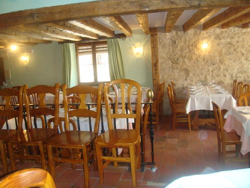 Salones del Restaurante El Soportal