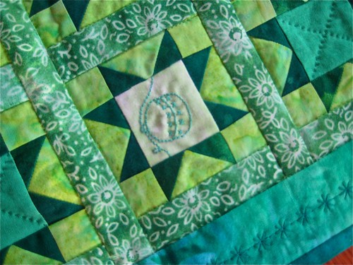 Four Seasons Quilt Swap 5