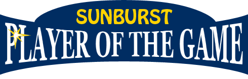 The Sunburst Player Of The Game Pick 'Em