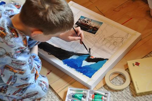 K's tug painting3