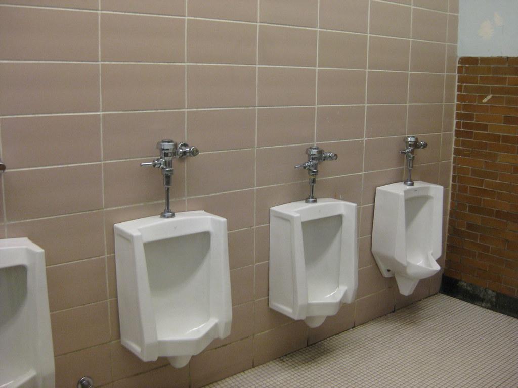 Elementary school bathroom urinal - Urinals In The Bathroom Across From The Gym Ryanbytes Tags School Bathroom
