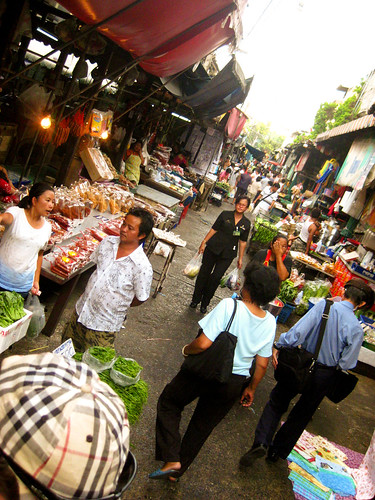 Bangkok Market!