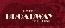 hotel broadway logo por ti.