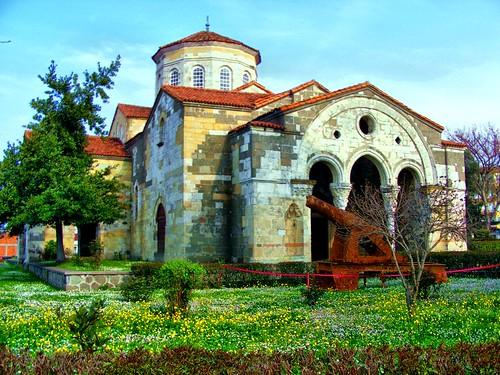 Trabzon Ayasofya Müzesi by me-lek (I m away for a short time).