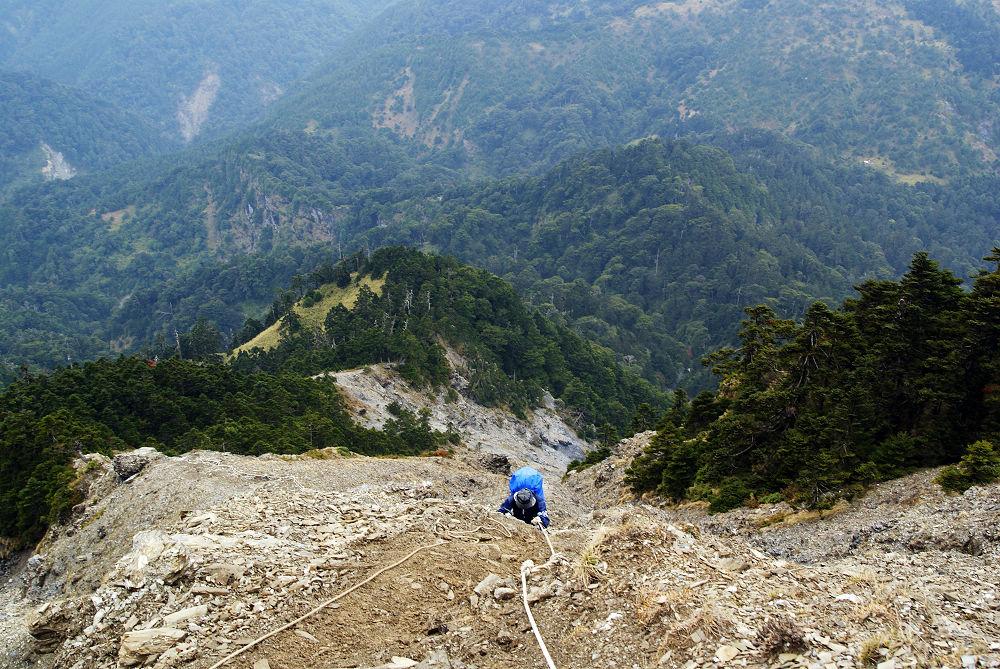 28-超陡峭碎石路