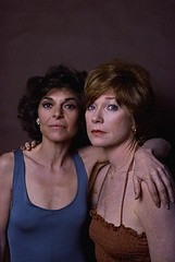 Anne Bancroft and Shirley MacLaine in The Turning Point (djabonillojr.2008) Tags: annebancroft turningpoint shirleymaclaine