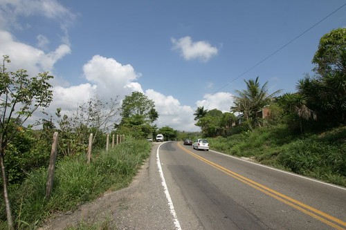 Tropical cycling in central East Mexico.