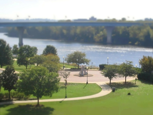 Fake Tilt Shift - Chattanooga, TN