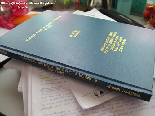 Dissertation bound dublin