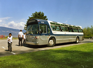 Tour Bus Spanish Banks #11