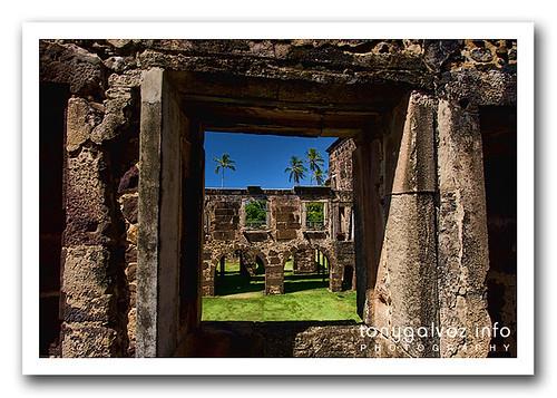 Castelo Garcia d'Ávila, Praia do Forte, Brasil