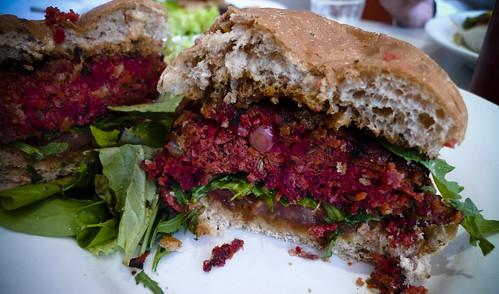 Mildred's Awesome Veggie Burger