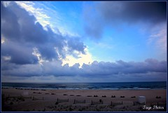 Twilight Time! (iTail ~ Steve Page) Tags: sky beach nature clouds sand sundown soe itail supershot mywinners abigfave platinumphoto 100commentgroup