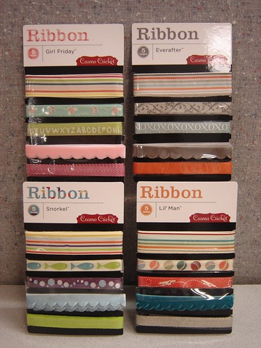 With the Pros Wednesday   I Love Ribbon!