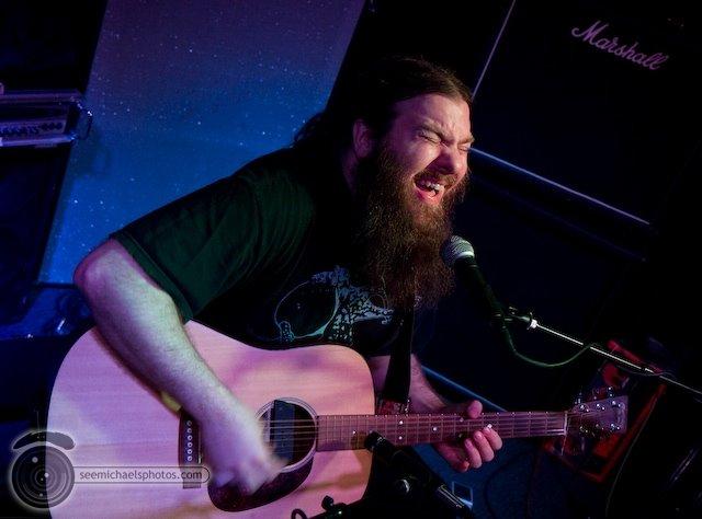 Rob Crow at the Soda Bar 50809© Michael Klayman-001
