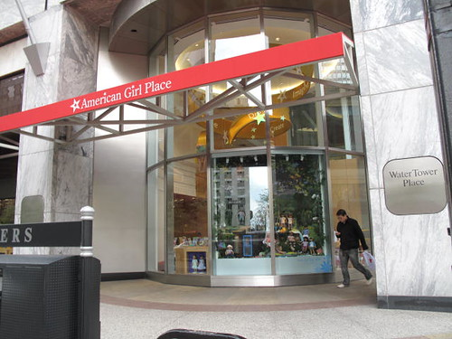 American Girl Place - Chicago