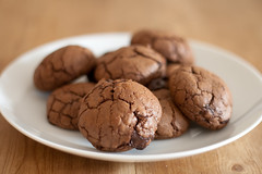 Brownie Biscuits (Mrs Emily) Tags: yum chocolate biscuits brownies