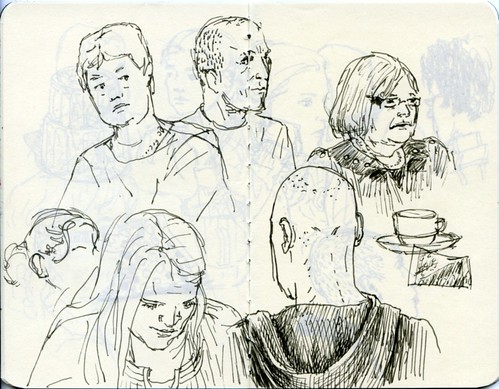 Meeting sketches