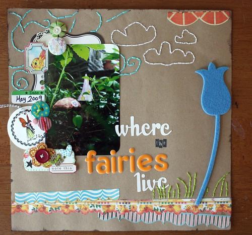 where the fairies live...