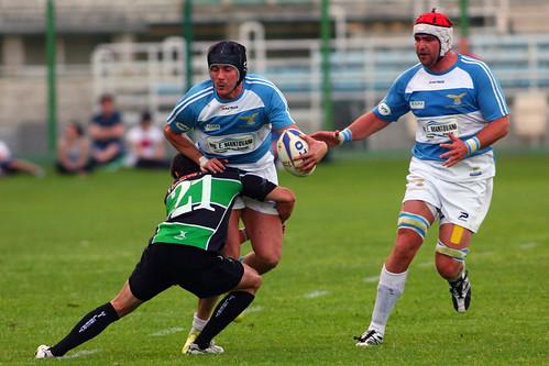 Rugby semifinale serie A : Lazio Rugby - L'aquila Rugby